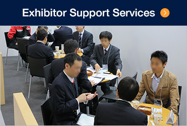 Exhibitor Support Services